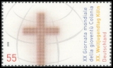 FRG MiNo. 2469 ** World Youth Day in Cologne, MNH