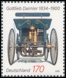 FRG MiNo. 2725 ** 175th anniversary of Gottlieb Daimler, MNH