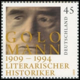 FRG MiNo. 2726 ** 100th anniversary of Golo Mann, MNH