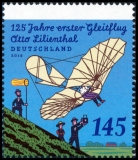 FRG MiNo. 3254 ** 125 years first glider Otto Lilienthal, MNH
