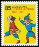 BRD MiNr. 2739 ** 200.Geburtstag von Heinrich Hoffmann, postfrisch