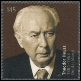FRG MiNo. 2714 ** 125th birthday of Theodor Heuss, MNH