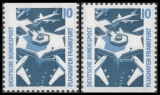 FRG MiNo. 1347C-1347D set ** Objects worth seeing (II), C+D values, MNH