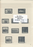 SAFE 221414/I dual Supplement Federal Republic of Germany part 1 of 2014 sheet 205-208