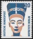 FRG MiNo. 1398C-1398D set ** Objects worth seeing (V), C+D values, MNH