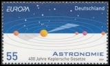 FRG MiNo. 2732 ** Europe 2009: Astronomy, MNH