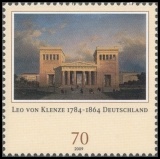 FRG MiNo. 2719 ** 225. Birthday Leo von Klenze, MNH