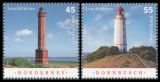 FRG MiNo. 2742-2743 set ** Lighthouses (IX), MNH