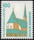 FRG MiNo. 1406C ** Objects worth seeing (I), C value, MNH
