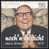 FRG MiNo. 2721 ** 100th birthday of Heinz Erhardt, MNH