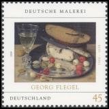 BRD MiNr. 2761 ** Deutsche Malerei: Georg Flegel, postfrisch
