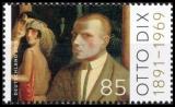 FRG MiNo. 3267 ** 125th birthday Otto Dix, MNH