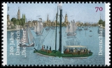 FRG MiNo. 3273 ** 200 years steamship The Weser, MNH