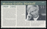 FRG MiNo. 2766 ** 100th anniversary of Marion Dönhoff, MNH