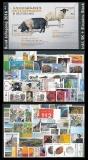FRG Year 2016 ** MiNo. 3199-3273 + stamps from sheet, incl. sheet 81