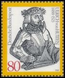 FRG MiNo. 1364 ** 500th Birthday of Ulrich von Hutten, MNH