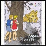 FRG MiNo. 3061 ** Welfare 2014: Hansel & Gretel, self-adhesive, MNH