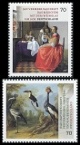 FRG MiNo. 3274-3275 Set ** Series Treasures from German Museums, MNH