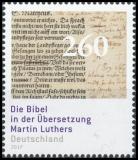 BRD MiNr. 3277 ** Die Bibel in der Übersetzung Martin Luthers, postfrisch