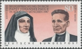 FRG MiNo. 1352 ** Beatification of E. Stein and padre R. Mayer, MNH