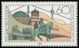 FRG MiNo. 1369 ** 700 years of Dusseldorf, MNH