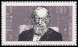 FRG MiNo. 1371 ** 100th anniversary of the death of Theodor Storm, MNH