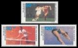 FRG MiNo. 1353-1355 set ** Sports Promotion Fund 1988, MNH