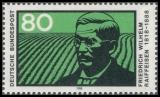 FRG MiNo. 1358 ** 100th anniversary of the death of Friedrich Wilhelm Raiffeisen, MNH