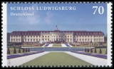 FRG MiNo. 3285 ** Series Castles and palaces: Schloss Ludwigsburg, MNH