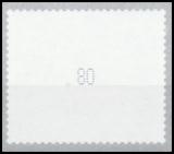 FRG MiNo. 3250 ** J. Zeller: Frigate ivory, MNH, self-adhesive