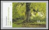 FRG MiNo. 2986 ** Welfare 2013: Flowering Trees - linden, MNH, self-adhesive