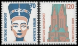 FRG MiNo. 1374-1375 set ** Objects worth seeing (III), MNH