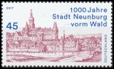 FRG MiNo. 3290 ** 1000 years of Neunburg before the forest, MNH