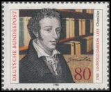 FRG MiNo. 1377 ** 200th Birthday of Leopold Gmelin, MNH