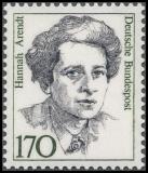 FRG MiNo. 1390-1393 set ** Women in German History (VI), MNH