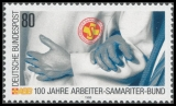 FRG MiNo. 1394 ** 100 years of Samaritan Workers Confederation, mint
