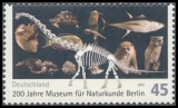 FRG MiNo. 2775 ** 200 years Museum of Natural History in Berlin, MNH