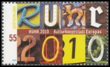 FRG MiNo. 2776 ** Ruhr Area - European Cultural Capital 2010, MNH