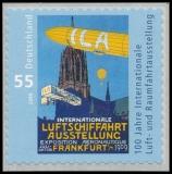 FRG MiNo. 2755 ** 100 years International Aviation and Aerospace Exhibition (ILA), MNH, self-adhesive, from box