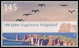 FRG MiNo. 2793 ** 100 years Ornithological Helgoland, MNH, self-adhesive