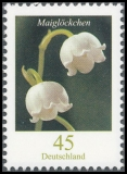 FRG MiNo. 2794 ** Flowers (XXI): Lily of the valley, MNH