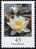 FRG MiNo. 3303-3304 set ** Series Flowers: Water lily & St. Johns wort, MNH