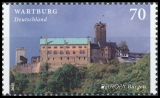 FRG MiNo. 3310 ** Series Castles and Europe: Wartburg, MNH