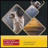 FRG MiNo. MH 106 (3307-3309) ** 50 y. German Sports Aid, stamp set,wet-adh.,MNH