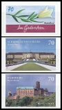 FRG MiNo. 3301-3319 ** Self-adhesives Germany Q2 2017, MNH