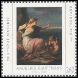 FRG MiNo. 2785 ** German Painting: Angelika Kauffmann, MNH