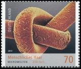 FRG MiNo. 3322-3323 Set ** Microworlds: Human Hair & Vitamin C, MNH