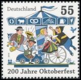 FRG MiNo. 2820 ** 200 years Oktoberfest Munich, MNH