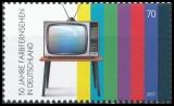 BRD MiNr. 3329 ** 50 Jahre Farbfernsehen in Deutschland, postfrisch