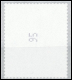 FRG MiNo. 3330 ** Series design from Germany: glass vessels, MNH, self-adhesive